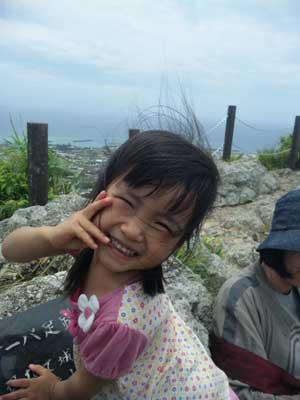 伊江島にユリ見に行ってきたど3