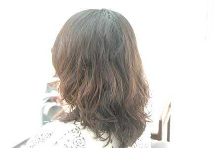 軟毛にパーマちゃん1