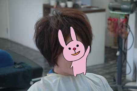 沖縄県宜野湾市美容室stylista|短く切るとやめられない。2