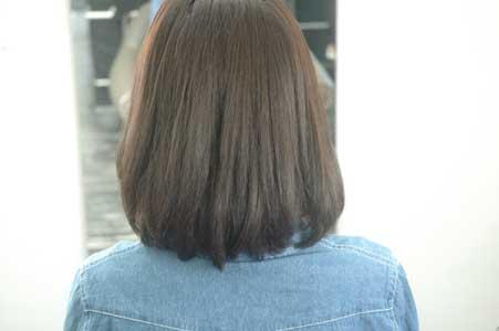 沖縄県宜野湾市美容室stylista|黒髪に戻したい!!。1