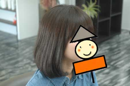 沖縄県宜野湾市美容室stylista|黒髪に戻したい!!。2