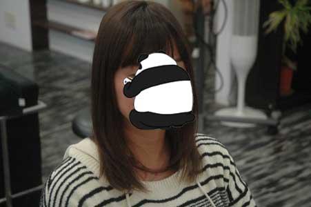 沖縄県宜野湾市美容室stylista|ナチュラルな縮毛強制。2