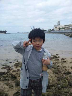 沖縄県宜野湾市美容室stylista|甥っ子と二人旅2