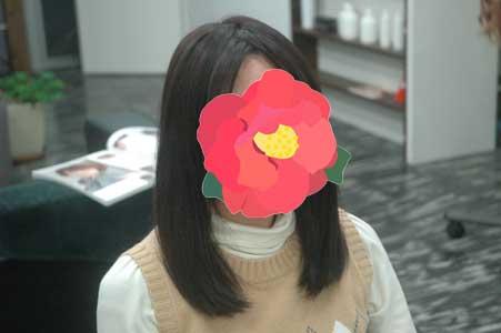 沖縄県宜野湾市美容室stylista|就活仕様。1