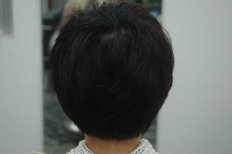 沖縄県宜野湾市美容室stylista|軽くマッシュルーム。1