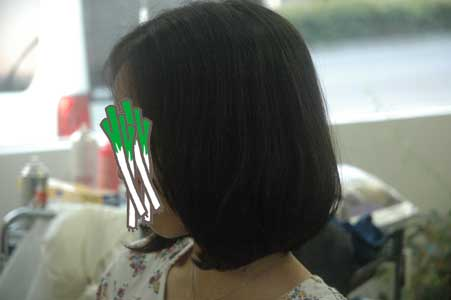沖縄県宜野湾市美容室stylista|有無を言わさずボビー。2