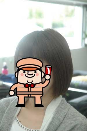 沖縄県宜野湾市美容室stylista|パーマのはずが。2