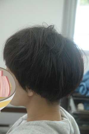 沖縄県宜野湾市美容室stylista|これぞマッシュ。1