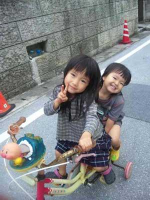 沖縄県宜野湾市美容室stylista|自転車の修理完了。2