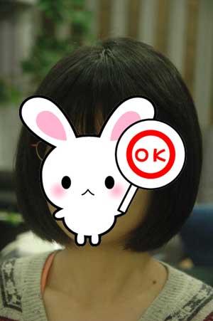 沖縄県宜野湾市美容室stylista|伸ばしてるけどリセット。1