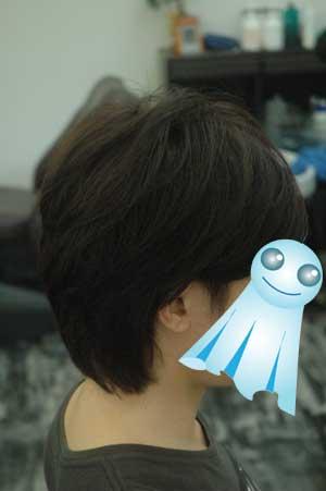 沖縄県宜野湾市美容室stylista|男前カット。1