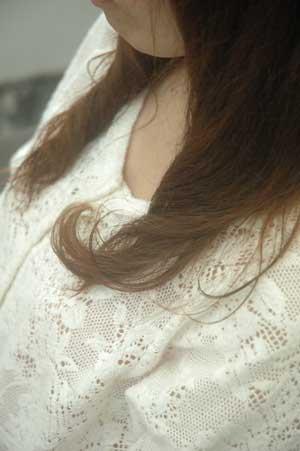 沖縄県宜野湾市美容室stylista|お店で講習その2。2