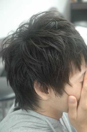 沖縄県宜野湾市美容室stylista|さっぱりとショート。1
