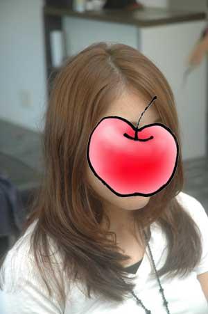 沖縄県宜野湾市美容室stylista|重く見えるのは量のせいではない。2