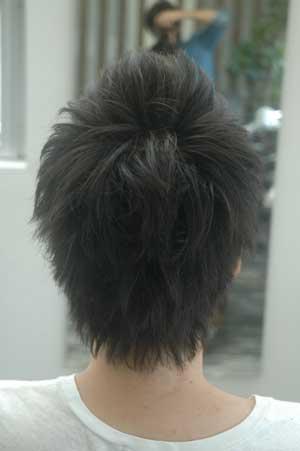 沖縄県宜野湾市美容室stylista|メンズショート。1
