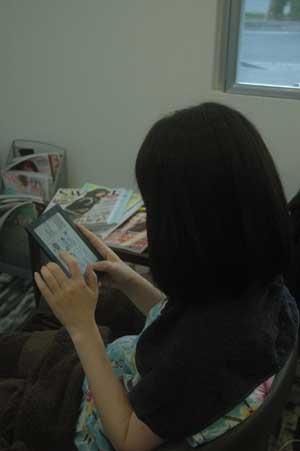 沖縄県宜野湾市美容室stylista|伸ばしかけのボブ。1