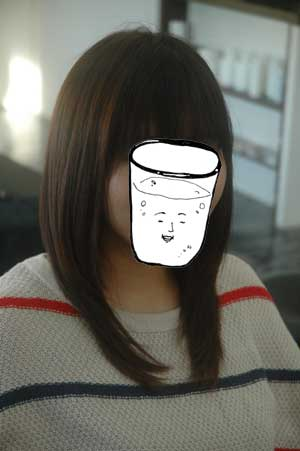 沖縄県宜野湾市美容室stylista|レイヤーの位置で変わるロングの印象。1