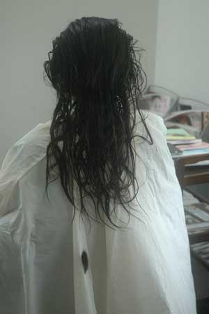 沖縄県宜野湾市美容室stylista|柔らかいボブ。1