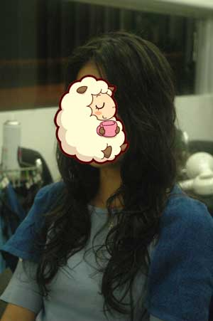 沖縄県宜野湾市美容室stylista|パーマで女子力アップ。1