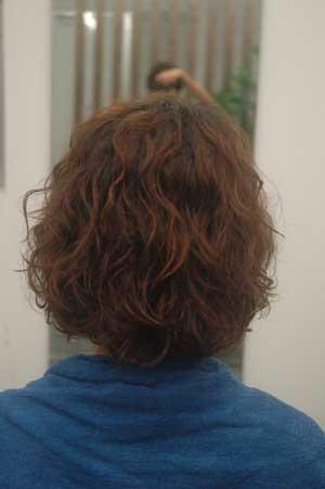 沖縄県宜野湾市美容室stylista|パーマから早3か月。1