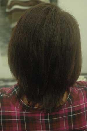 沖縄県宜野湾市美容室stylista|3度目のヘナ。3