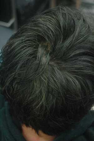 沖縄県宜野湾市美容室stylista|新年1発目のヘナ。1