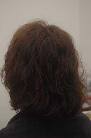 沖縄県宜野湾市美容室stylista|弱酸性カラー。1