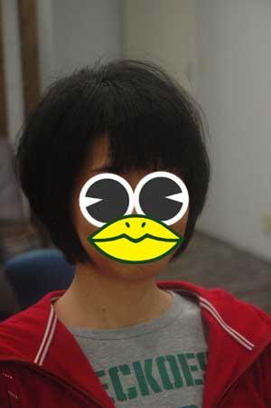 沖縄県宜野湾市美容室stylista|がっぱいグラボブ。3