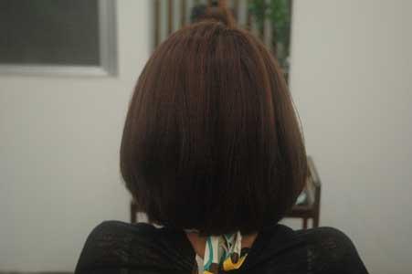 髪がはねるわけ 2014 7/11a
