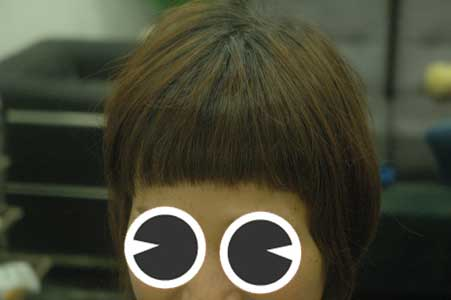 攻めた前髪1 2014 10/10