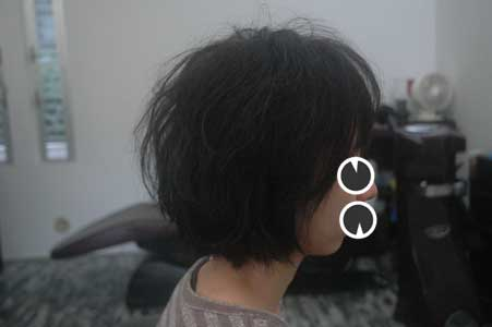 くせ毛を生かして2 2014 12/04